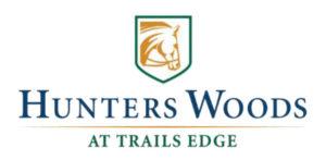 Hunter Woods at Trail Edge logo
