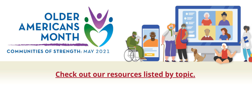 Check out our resources listed by topic.