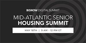 Mid Atlantic Senior Housing Summite logo.