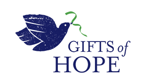 Gifts of Hope logo.